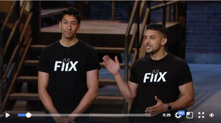(Video) Watch Arif Bhanji, Zain Manji of FIIX on CBC's Dragon's Den