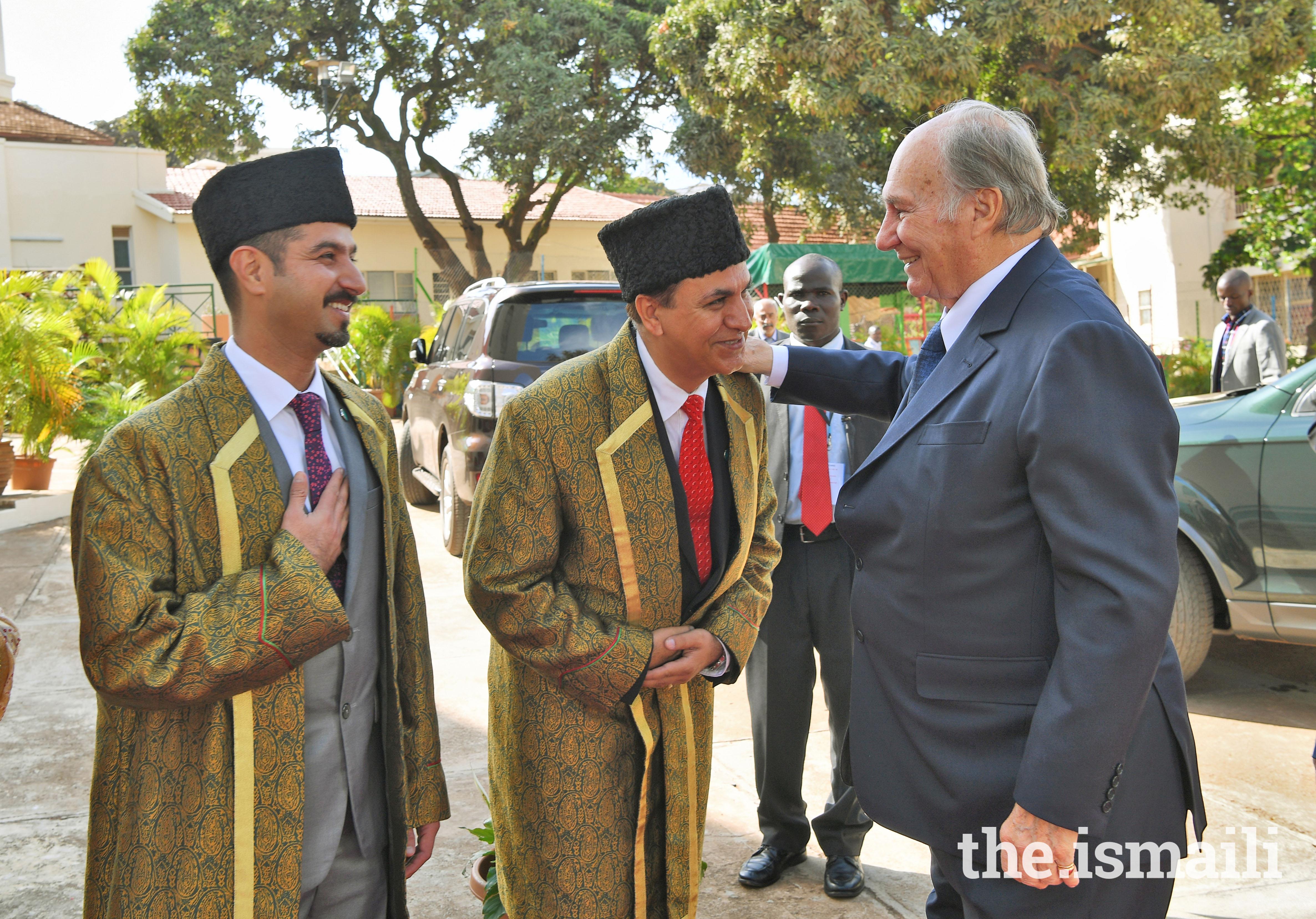 October 10, 2017: Historic occasion of Diamond Jubilee visit to Uganda