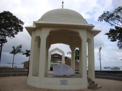Forodhani Park in Zanzibar