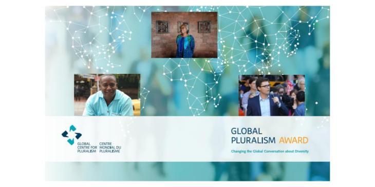 2017 Global Pluralism Award Winners Announced
