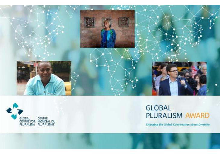 2017 Global Pluralism Award Winners Announced