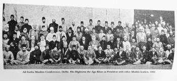 Aga Khan III - In the Days of My Youth: A Chapter on Biography - 15 August 1902
