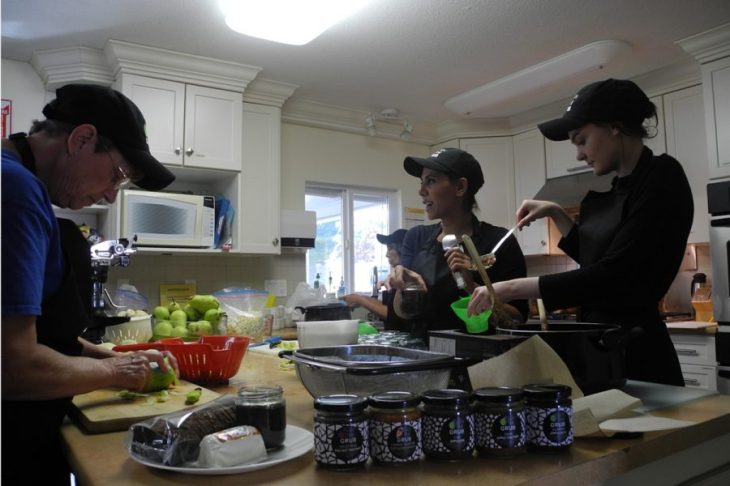 Alia Sunderji: Luv the Grub cooks up great things - United Way of the Lower Mainland