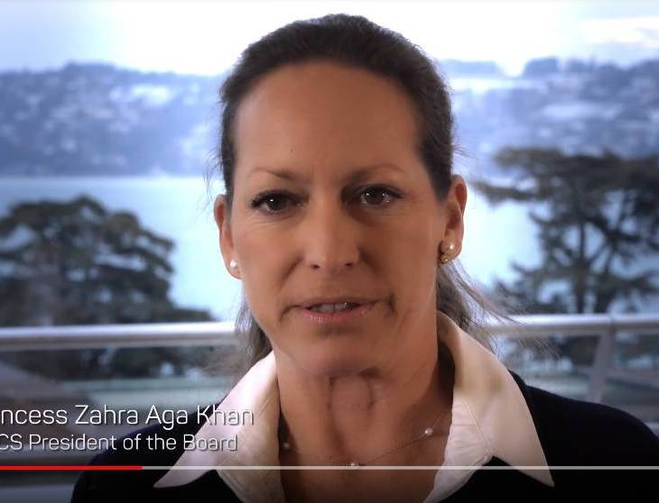 Princess Zahra Aga Khan: Adding Voices to the Global Ocean Conservancy and Protecting the Seas