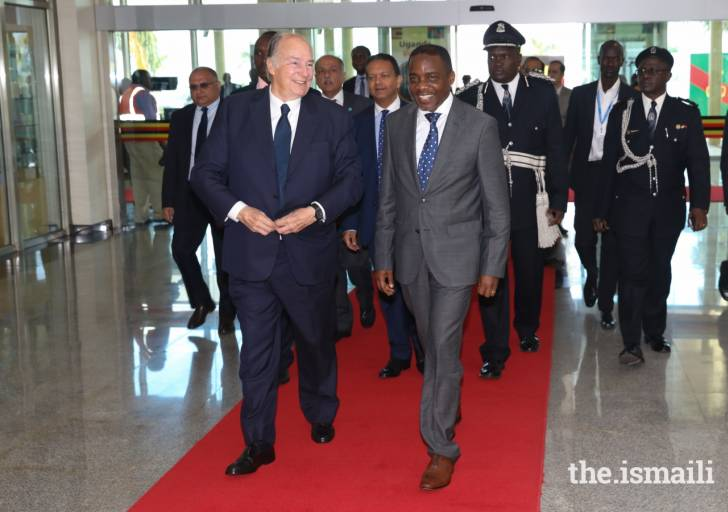 Dr. Vali Jamal's Reflections on His Highness the Aga Khan receiving Most Excellent Order of the Pearl of Africa