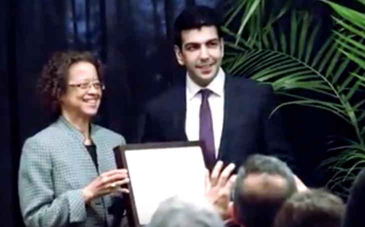 Harvard University honors mClinica CEO Farouk Meralli with the Public Health Innovator Award