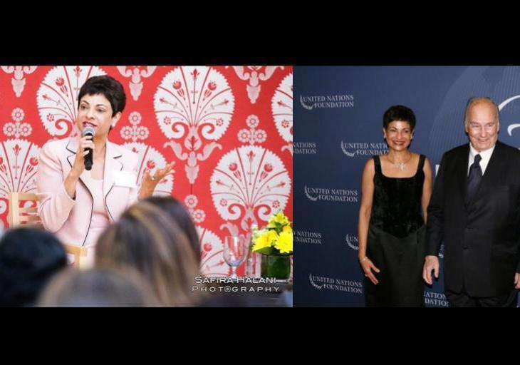 Shelmina Abji is an Empowerment Speaker at Women to Watch