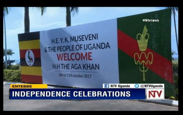Aga Khan to receive independence day medal in Bushenyi | NTV