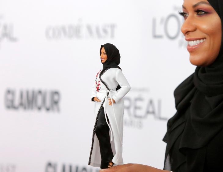 Shenila Khoja-Moolji: Don't be quick to celebrate the hijab-wearing Barbie