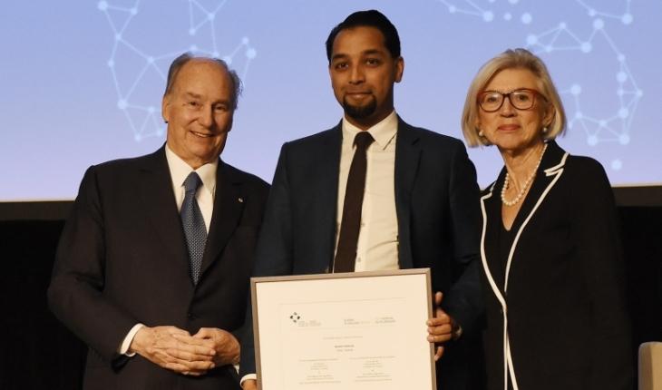 Dawn Pakistan:Aga Khan presents Global Pluralism Award
