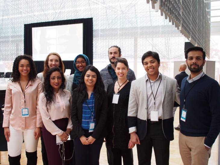 Meet the Global Pluralism Award Youth Rapporteurs! Follow their updates #PluralismAward2017