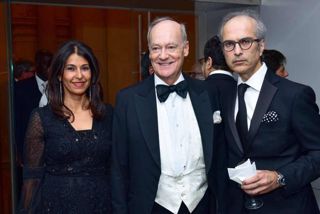 Prince Amyn headlines the Aga Khan Foundation Gala in New York