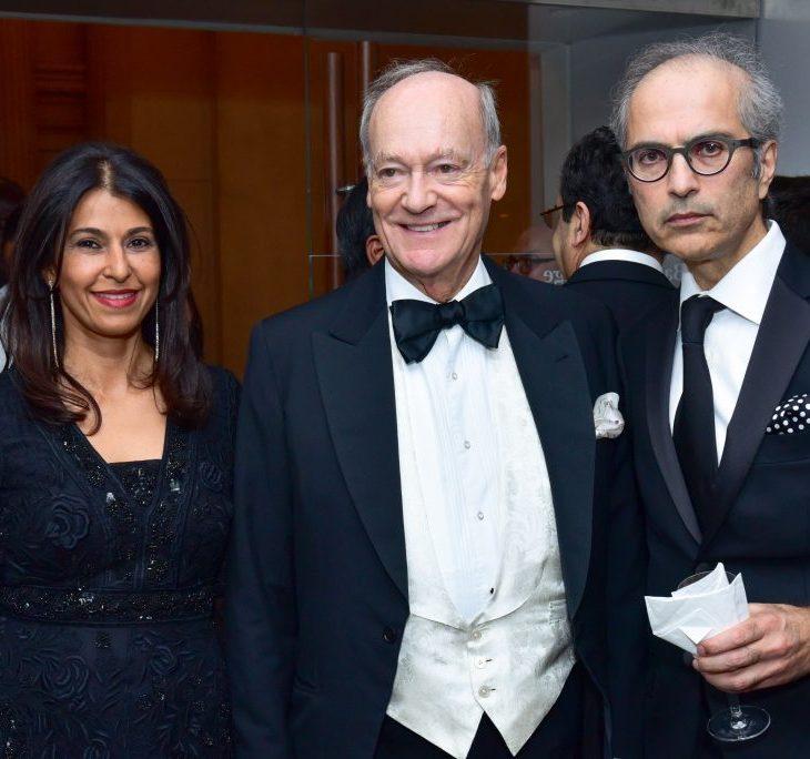 Prince Amyn headlines the Aga Khan Foundation Gala in New York