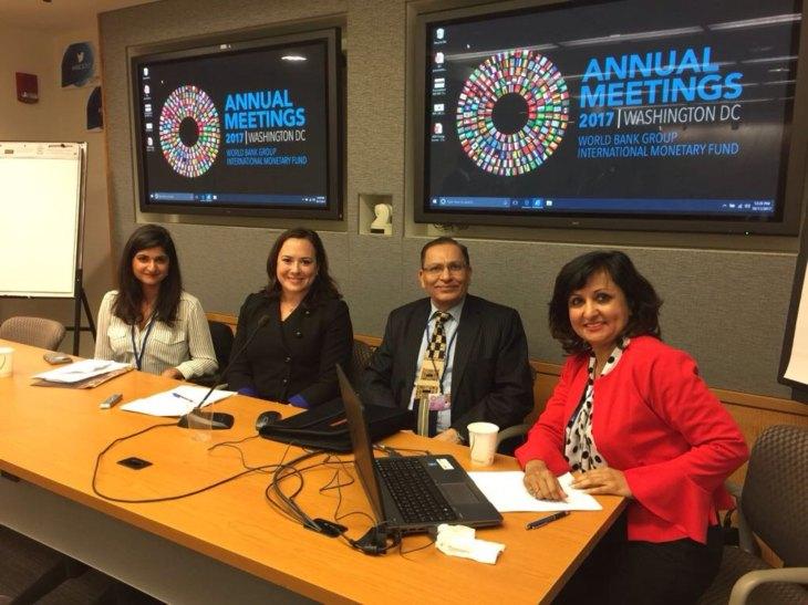 Dr. Amir Lakha: Smart City Refugees Empowered Global Participation