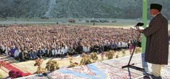 Ismaili Muslim spiritual leader Aga Khan reaching Pakistan on 7th December, will meet followers and officials