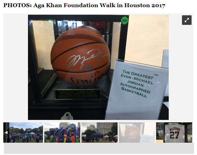 Aga Khan Foundation Walk raises $1M in Houston to fight global poverty | ABC 13 Eyewitness News