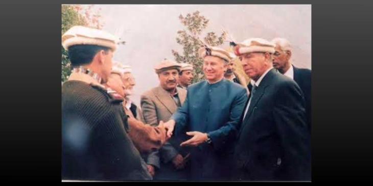 Memories: 2003 Chitral Visit by Prince Karim Aga Khan IV