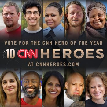 Samir Lakhani is One of the Top 10 CNN Heroes of 2017 (Vote & Support)