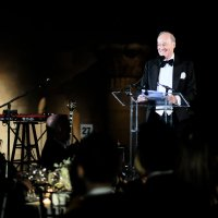 Prince Amyn attends Aga Khan Foundation's Fundraising Gala