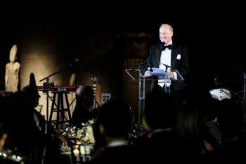 Prince Amyn attends Aga Khan Foundation's Fundraising Gala
