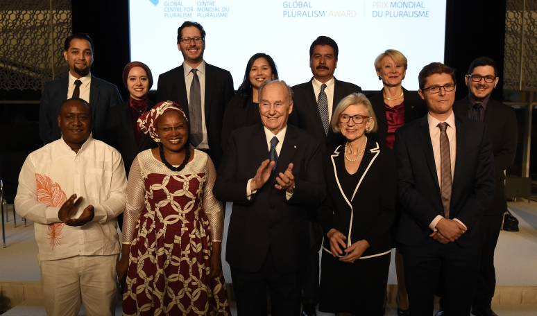"""Champions of Pluralism"" celebrated for building a better, inclusive world"