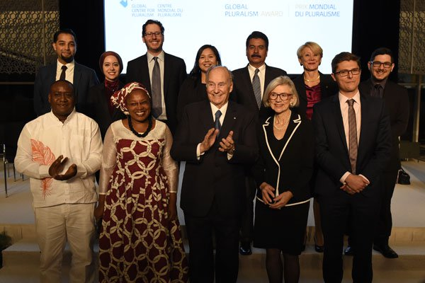 Daily Nation Kenya: Kenyan wins global pluralism award