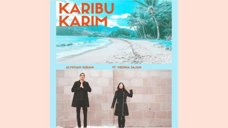 A fresh new take on a classic Swahili geet - Diamond Jubilee Song 'Karibu Karim' by Alykhan Surani, ft. Medina Sajan