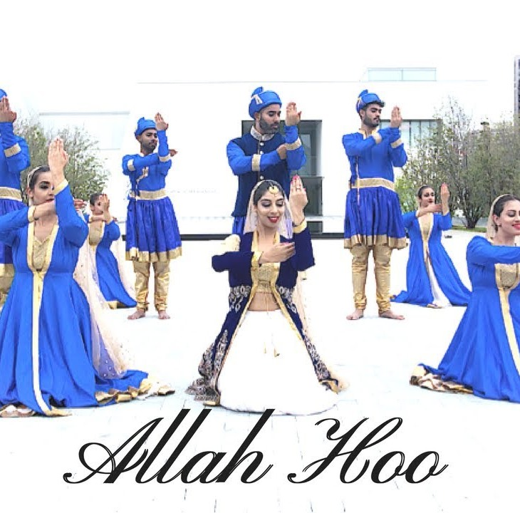 Allah Hoo - Diamond Jubilee Mubarak Tribute - Dance With Shereen Ladha & Alhamra