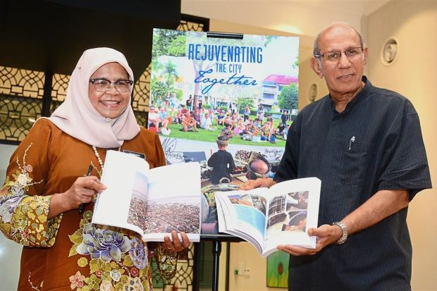Think City launches latest publication: Rejuvenating The City Together: The George Town Grants Programme