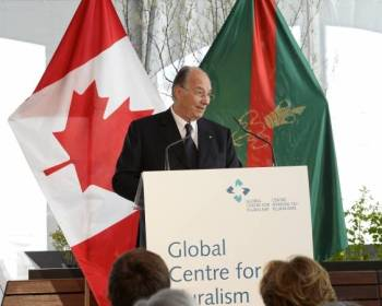 His Highness the Aga Khan's speech delivered at the Opening ceremony of the new headquarters of the Global Centre for Pluralism, Ottawa, Canada, May 16, 2017
