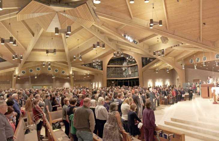 Local interfaith communities unite in gathering of thanksgiving