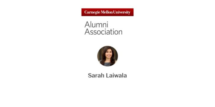 Sarah Laiwala to Present a Webinar on Professional Development, Building an Innovation Strategy that Works