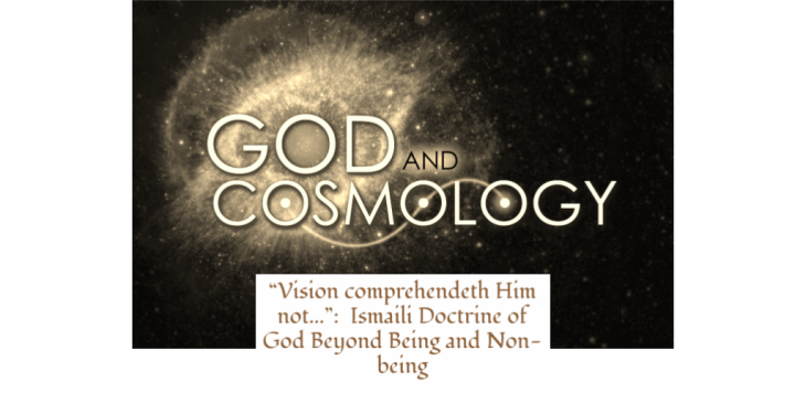 Sujjawal Ahmad: Ismaili Doctrine of God Beyond Being andNon-being