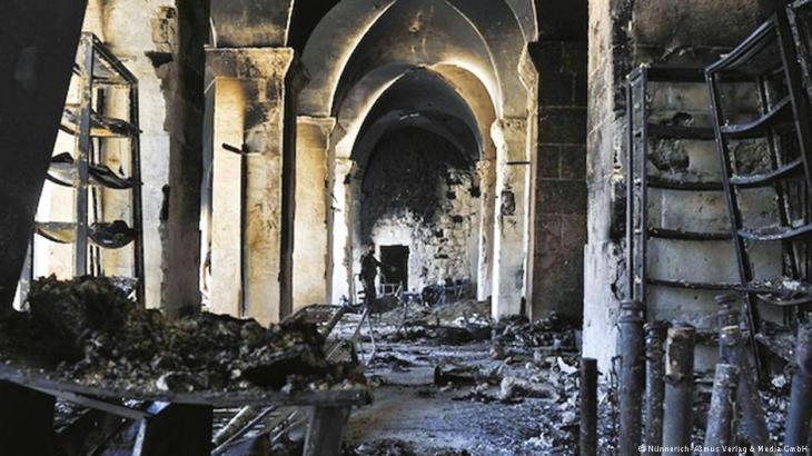 Reconstructing Aleppo: The hidden power of investors | Qantara.de