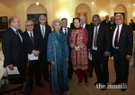Princess Zahra Aga Khan attends institutional dinner in Pakistan