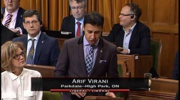 """Happy Birthday, Hazar Imam"" MP Arif Virani in the House of Commons (Video)"