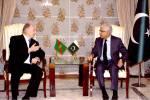 Aga Khan Foreign Minister Khawaja Asif