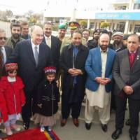 His Highness Prince Karim Aga Khan in Gilgit | Pamir Times