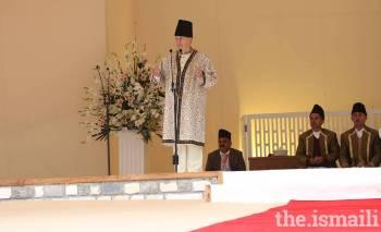 "Ali Jan Damani: ""O' Imam! Please do not leave us"""