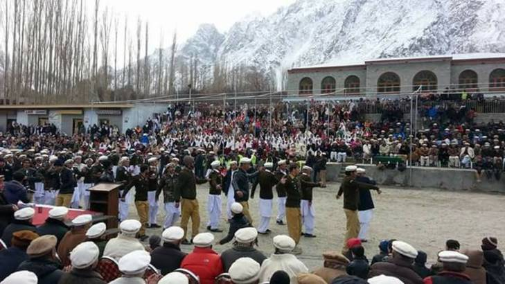 Dimond Jubilee Celebration - Gulmit Gojal Hunza