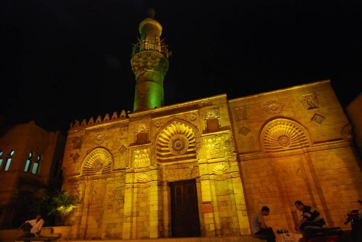 Uncovered secrets from El-Moez Street