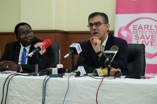 Aga Khan Health Serviceslaunches polyclinic in Kibada (Dar es Salaam, Tanzania)