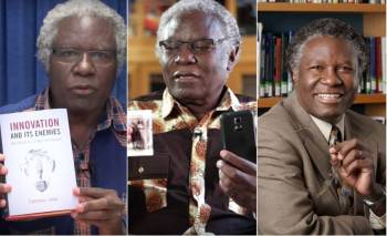 Uhuru, Kagame and Raila say Prof Juma's death big loss for Africa