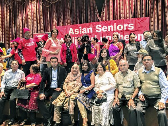Ismaili Golden Club (Seniors):17th Annual Asian Seniors Holiday Bash