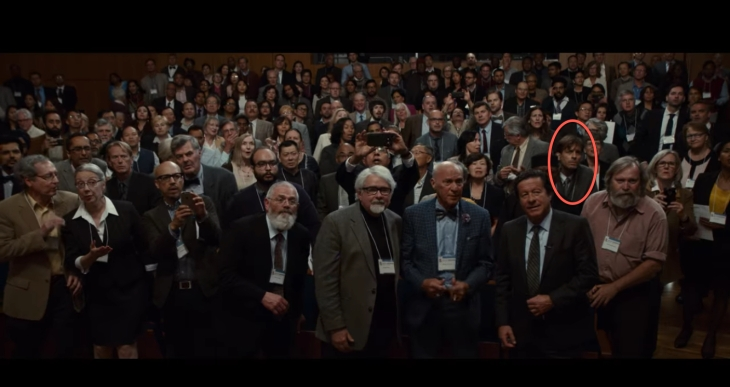 Hollywood Movie Shot at the Aga Khan Museum Auditorium, U of T Engineering professors appear in Downsizing film