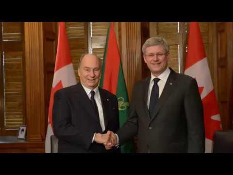 Aga Khan Salgirah 81 Honoured in Canada's House of Commons