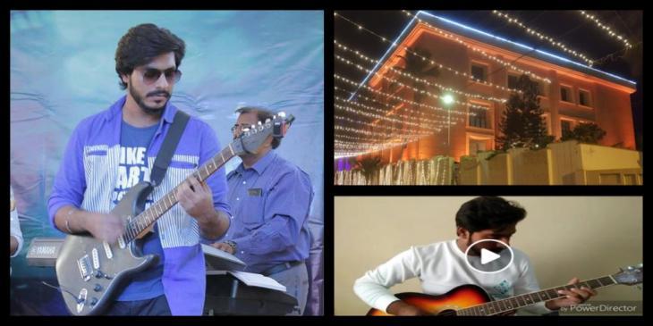 Hunain Lakhani Unpluged - Nizari Ismaili Orchestra Karachi