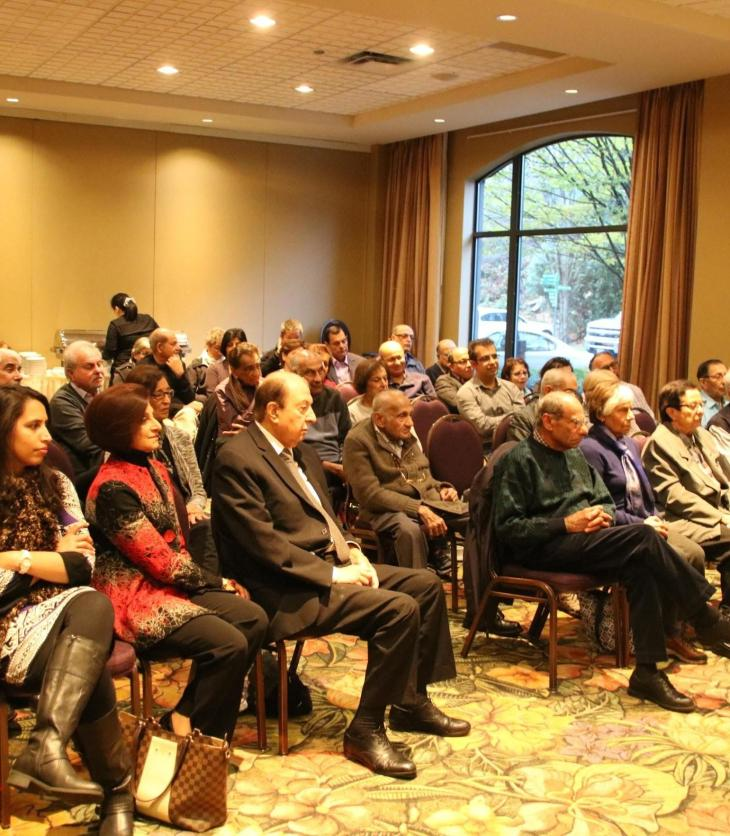 'Memoirs of Muhindi' draws packed audience in Vancouver