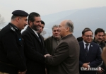 Chitral Welcomes His Highness the Aga Khan