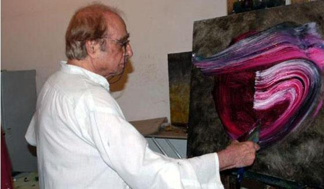 ismail gulgee Pakistan's ismail gulgee, known as both a portraitist and painter of islamic abstract art, was found strangled in his karachi home on wednesday, police said.